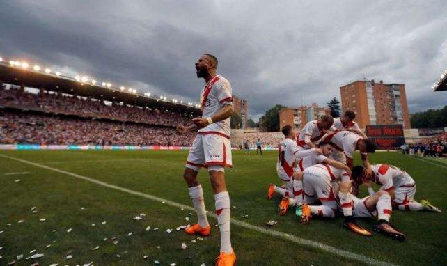 El Rayo disputará su 18ª temporada en Primera División