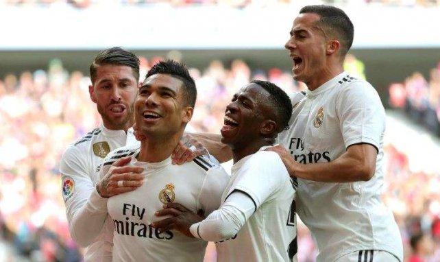 El Real Madrid suma tres puntos importantes