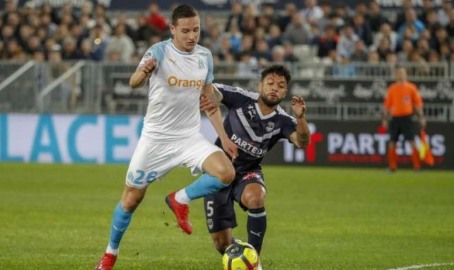 El Valencia desea a Florian Thauvin