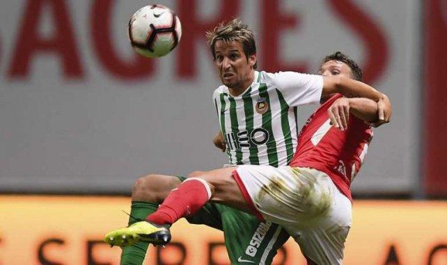Fabio Coentrao quiere aprovechar sus oportunidades