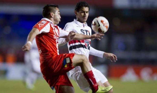 Ganso quiere recuperar el nivel que ya lució en el Santos