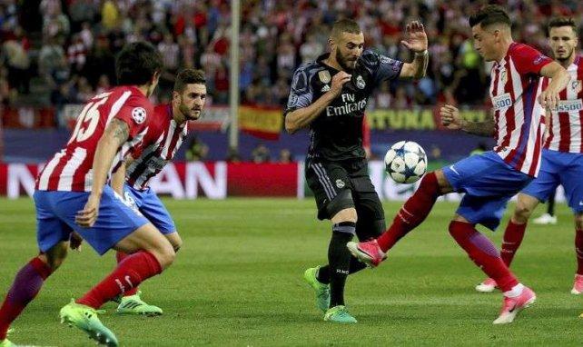 Giménez renovó con el Atlético de Madrid