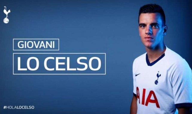 Giovani Lo Celso ya es del Tottenham