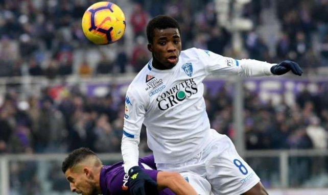 Hamed Traoré ha completado una buena temporada con el Empoli