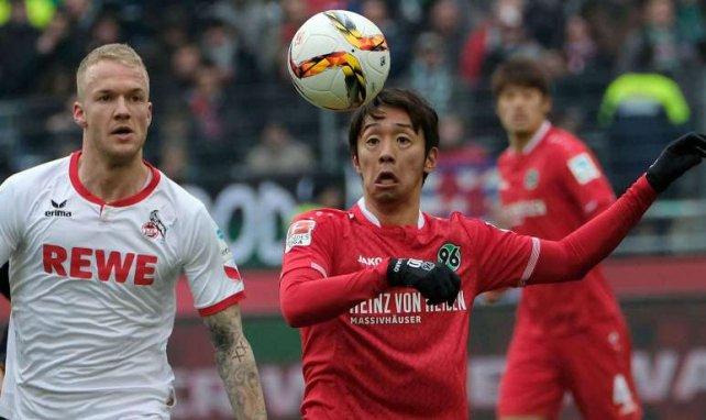 Hiroshi Kiyotake no ha podido evitar el descenso del Hannover 96