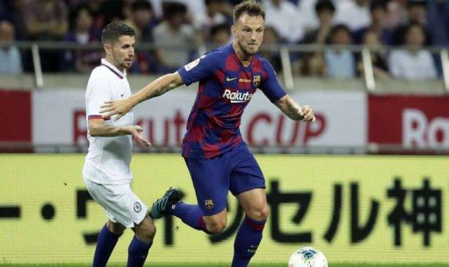 Iván Rakitic podría ser la llave para la llegada de Neymar al FC Barcelona