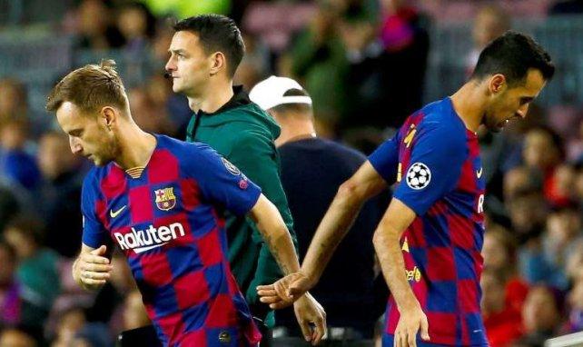 Ivan Rakitić reclama su sitio en el FC Barcelona