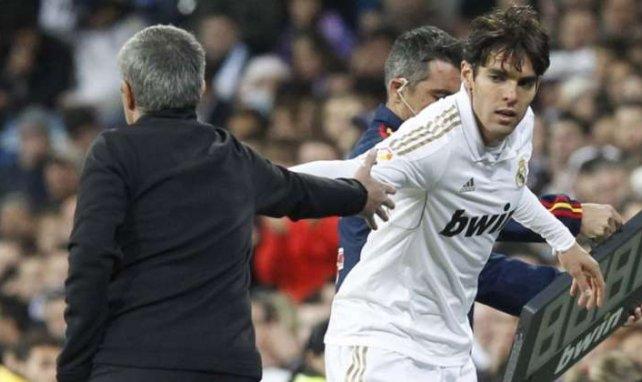 Kaká quiere convencer a José Mourinho