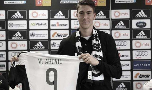 Dusan Vlahovic El Zlatan Ibrahimovic Serbio Que Ha Seducido A La Juventus