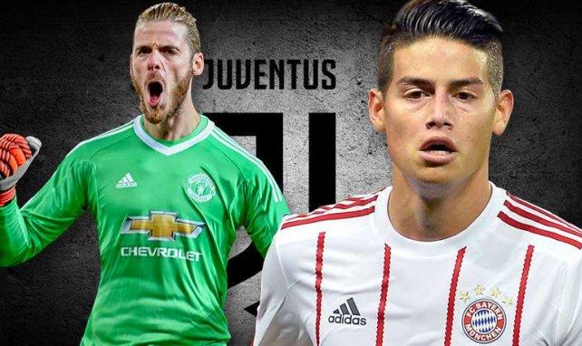 La Juventus de Turín busca nuevos galácticos
