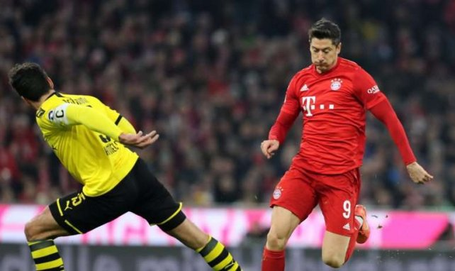 Lewandowski ha vuelto a ver portería en la Bundesliga