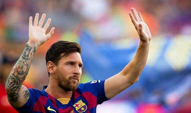 Lionel Messi se reserva el derecho de irse del FC Barcelona