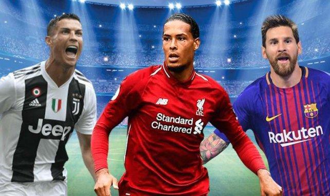 Los protagonistas de la gala de la UEFA repetirán en la FIFA