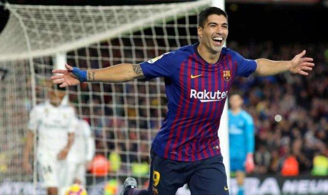 Luis Suárez quiere volver antes de mayo