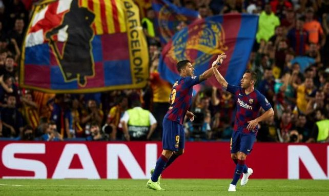 Luis Suárez ha marcado dos goles hoy