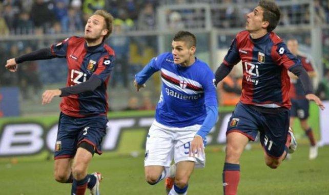 Mauro Icardi ha cautivado a Roberto Mancini