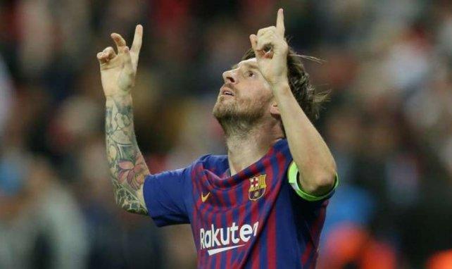 Messi ha abierto otra preocupación en el FC Barcelona