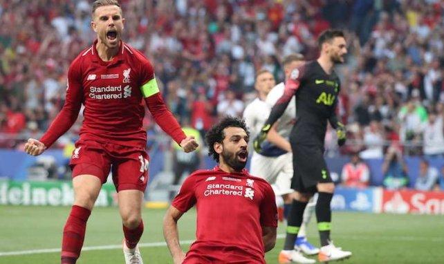 Mohamed Salah ha sido clave en el choque con su gol
