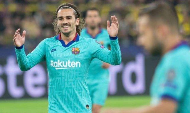 Multa al FC Barcelona por el Caso Griezmann