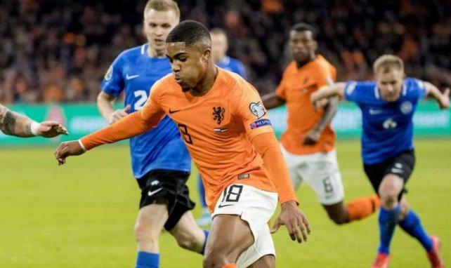 La Juventus encuentra un rival por Myron Boadu