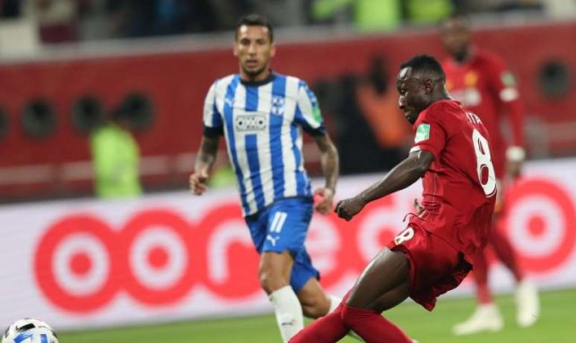 Naby Keïta ha visto portería con el Liverpool