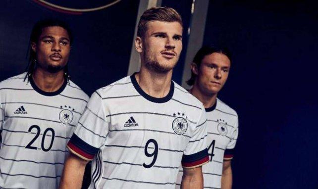 De Alemania a Bélgica, las nuevas camisetas para la Eurocopa 2020