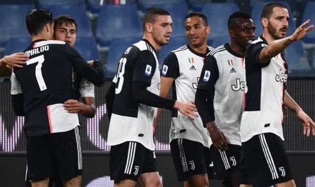 Serie A | La Juventus se impone a la Sampdoria por la mínima