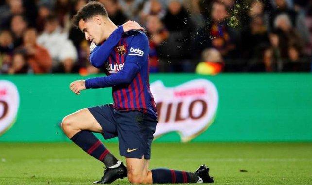 FC Barcelona | ¿Está buscando una salida Philippe Coutinho?