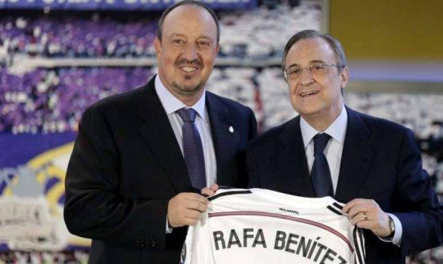 Poco queda ya de esta buena sintonía entre Rafa Benítez y Florentino Pérez