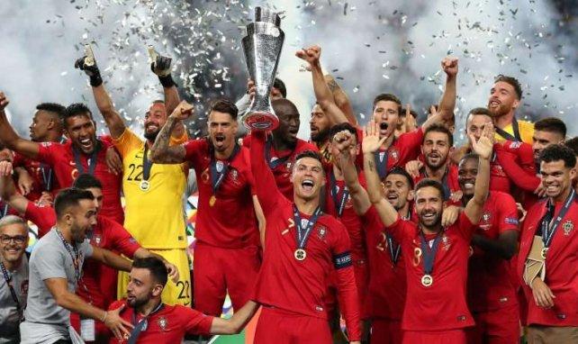Portugal, a la defensa del título en la Eurocopa