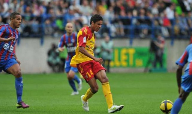 Raphaël Varane no pudo evitar el descenso del Lens a la Ligue 2