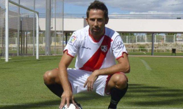 Raúl Tamudo será el delantero del Rayo Vallecano