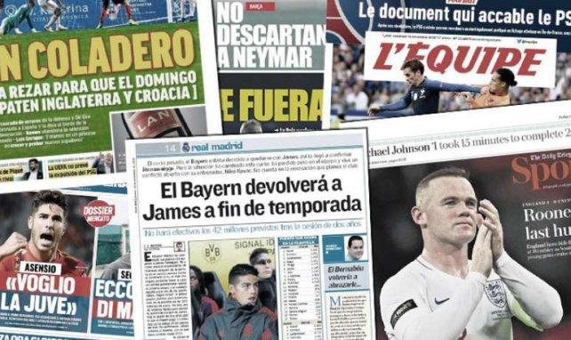 El Fc Barcelona Valora La Vuelta De Neymar El Sevilla No Pierde De Vista A Marcos Llorente La Fragilidad De Espana