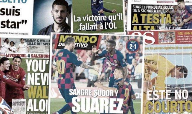 Revista de prensa del día