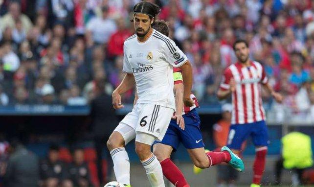 Sami Khedira desea abandonar el Real Madrid lo antes posible