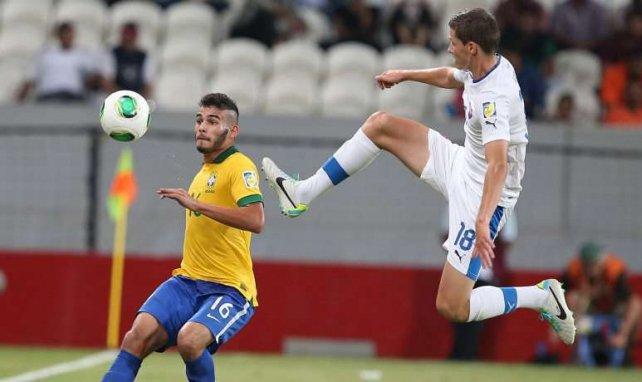 Thiago Maia es uno de los nuevos talentos del fútbol canarinho
