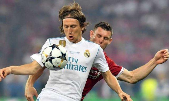 Insisten en el adiós de Modric y el Real Madrid ya le busca sustituto