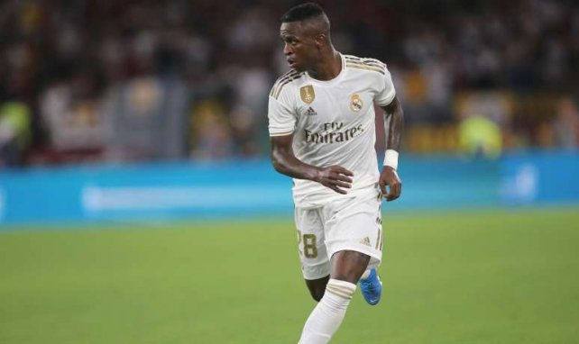 Vinicius Junior, el clavo ardiendo del Real Madrid