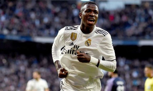 Vinicius Junior representa el futuro del Real Madrid