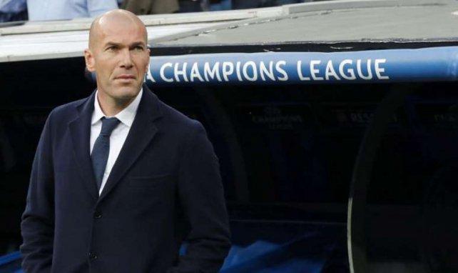 La Juventus, con un ojo en Zinedine Zidane