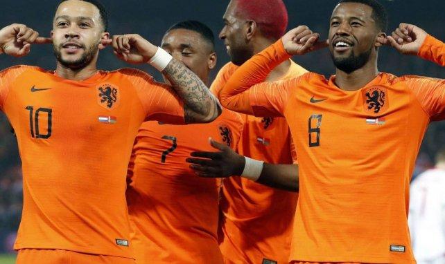 Memphis Depay y Georginio Wijnaldum podrían recalar en el FC Barcelona