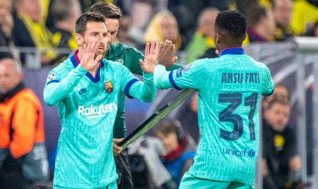 Lionel Messi se sincera sobre su situación en el FC Barcelona