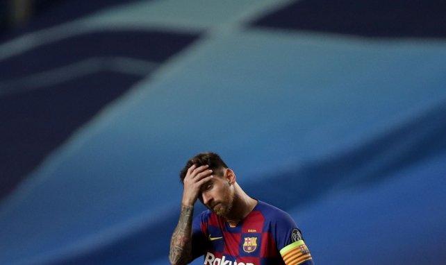 Maradona opina sobre la situación de Messi