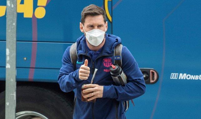 ¡Lionel Messi no renovaría con el FC Barcelona!