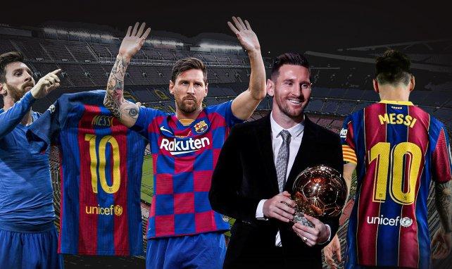FC Barcelona   El brillante legado de Lionel Messi