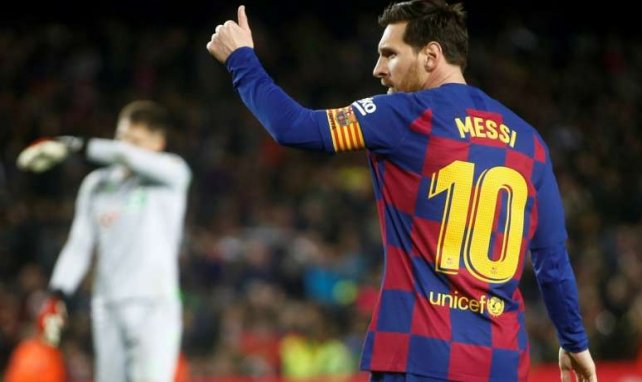 FC Barcelona | La permanente inquietud por Lionel Messi