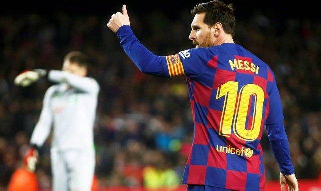 La magnitud de Lionel Messi en el FC Barcelona