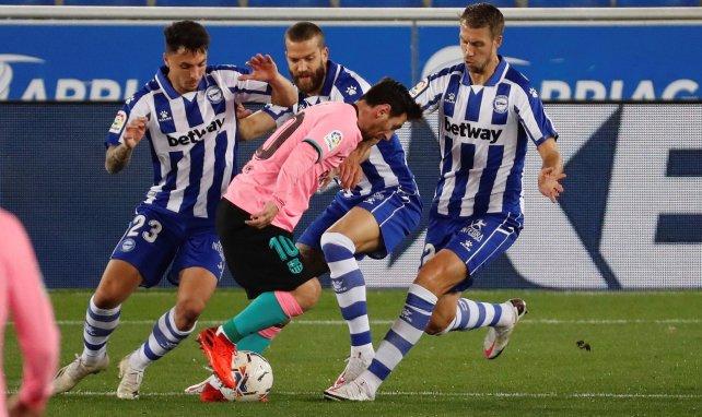 Los elogios de José Bordalás a Lionel Messi