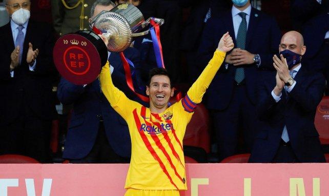 FC Barcelona | Joan Laporta actualiza la situación de Leo Messi
