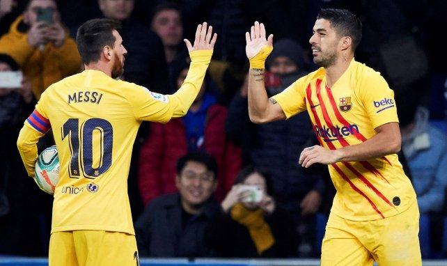 La razón que distancia a Luis Suárez del Atlético de Madrid